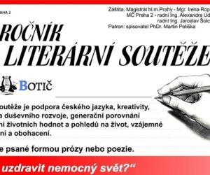 Literární soutěž ArtBotič