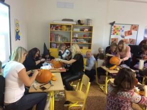 31.10.2017 - Halloween soutěže v 2., 3. a 5. oddělení