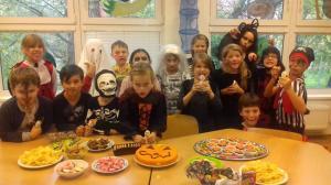 31.10.2017 - Halloween party ve 4. oddělení